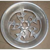 forged motorcycle wheel rim, alloy wheel