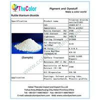 Titanium Dioxide ( Tio2 )/Rutile Titanium Dioxide ( Tio2 ) /Anatase titanium dioxide pigment