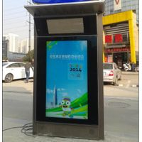 43-inch Indoor LCD Information Display with Lighting Box, Electronic Display Signs thumbnail image
