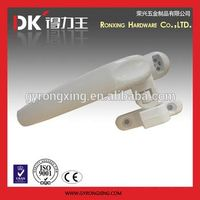 window handle usage casement window