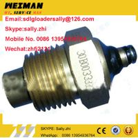 original Temperature Sensor, 30B0033  in yellow colour for liugong wheel loader