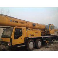 XCMG Brand Used 50 Ton Truck Crane (QY50B)