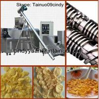 Corn Flakes Machinery and Breakfast Cereals Processing Machine