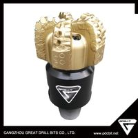 """6""""GREAT GM1605T Matrix Body PDC Drill Bit for Hard Formation thumbnail image"""