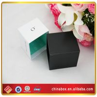 Luxury Paper Candle Box