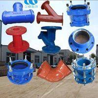 ISO2531 EN545 Ductile iron pipe fittings thumbnail image