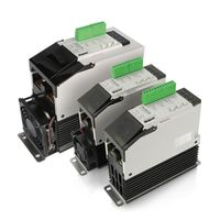 Slim type Single phase power regulator