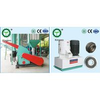 Wood Sawdust Straw Pellet Processing Line For Biomass Fuel thumbnail image