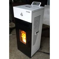 pellet stove home heating machine