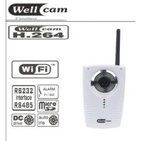 Wireless IP Cube Camera for home security thumbnail image