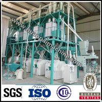 wheat flour milling machines with price / flour mill machinery / wheat flour grinder machine