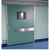 Automatic Hermetic Operation Room Door