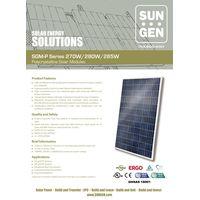 polycrystalline silicon solar modules thumbnail image