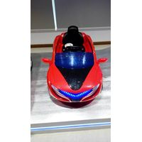 portable drag car toy mp3 toyo car toy r us electric cars with two door opened and flashlight