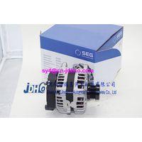 150A High Output Alternator 0125711093 0125711094 SEG Alternator for Mercedes GLA 1.6 A0009067602