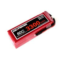 AGA3300/60C-6S 22.2V high rate battery