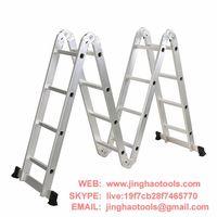 4X4 Aluminum multi purpose folding ladder