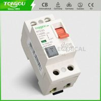 TOR73-63 type NFIN Residual Current Circuit Breaker