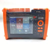 the Perfect Handheld Tester Series OTDR TW3100E with High Quality Good Service Optical Otdr Testing