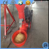 wood or feed branches briquette sawdust stalk animal pellet machine mill