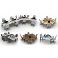 Best Offer Office Workstation And Partitions Cubicles Furniture thumbnail image