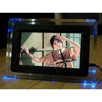 7 inch digital photo frame (702L) thumbnail image