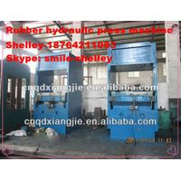 Four Column Rubber Hydraulic Press Machine/Hydraulic Stamping Press