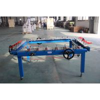 large pneumatic silk screen stretching machine price