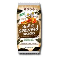Healthy Seaweed Snack Sesame Oil