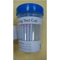 One Step Methamphetamine Test Device