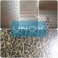 New Pattern Etching Stainless Steel Sheets thumbnail image