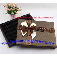 bowknot chocolate box