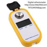 Digital serum protein urine sg tester clinical refractometer