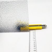 Textured polycarbonate sheet thumbnail image