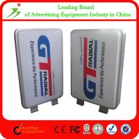 Outdoor Moulded Advertising Sucking Plastic Led Light Box