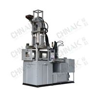 AKPLAS Vertical injection molding machine AT-2500S thumbnail image