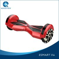 2015 Newest 8 inches electronic scooter bluetooth and marquee LED light self balancing electric scoo thumbnail image