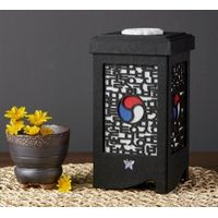 Hangul Taegeuk lamp, best product that can introduce the traditional design of Korea on earth