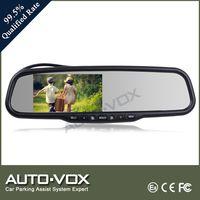 OEM 1080p dvr car rear view mirror monitor thumbnail image