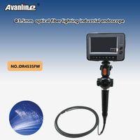 3.5mm optical fiber lighting industrial endoscope