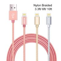 best braided lightning cable for iphone 6 7