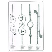 fence,balustrade,decorative iron, ornament iron,railing thumbnail image