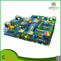 Kids indoor playground equipments thumbnail image