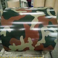 Camouflage Pattern Print PPGI and PPAL