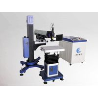 Mould laser welding machine boom type