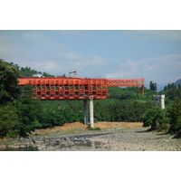 Movable scaffolding system/MSS