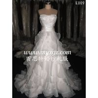 Guangzhou  wedding Dresses K009