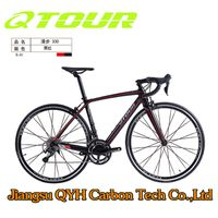 Light Carbon Fiber Road Bike V Brake Carbon Road Aero Bicycle 700C Carbon Road Bike 20 Speed