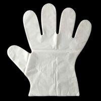 100% compostable food prep gloves restaurant quality for food handling powder-free large ASTM D6400