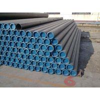 DIN 1629 ST37 seamless steel pipe